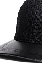 Mesh cap - Black - Ladies | H&M 3